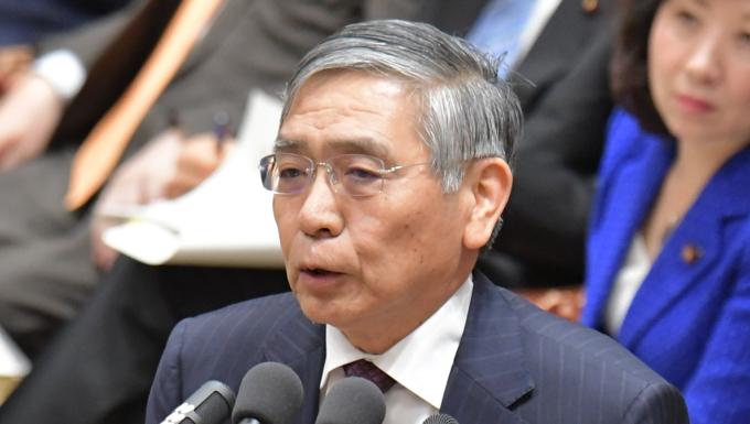 黒田総裁再任へ~懸念される二つの問題