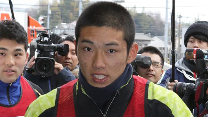 広島2軍のキャンプに観客1,000人を集めるルーキー中村奨成とは?