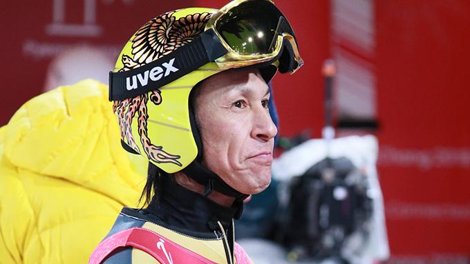 勇気あるジャンプを約束 スキージャンプ葛西選手インタビュー