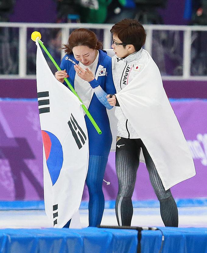 2008年北京オリンピックの韓国選手団
