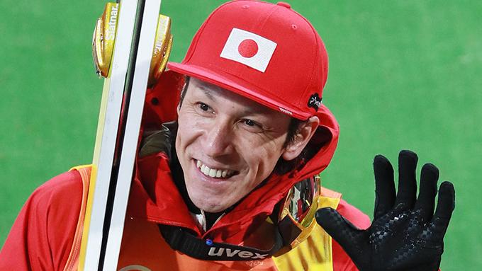 メダルなしに終わった葛西「4年後の北京五輪で絶対メダルを獲る!」