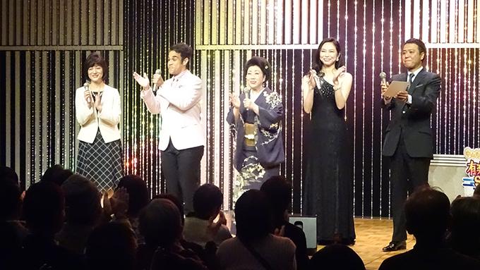 三船和子、目指すは100歳! 現役歌手!?