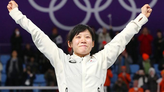 平昌五輪~スピードスケート女子・高木「1番獲れなかったのは悔しい」