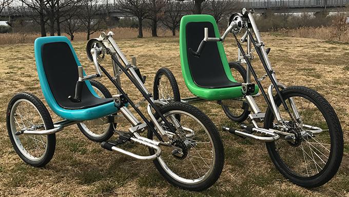 ハンディキャップがあっても通学路を自転車で走りたい! その想いを叶えたハンドバイク