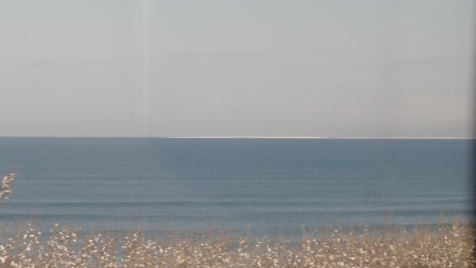 オホーツク海 沖 流氷