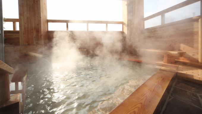 川湯観光ホテル 露天風呂
