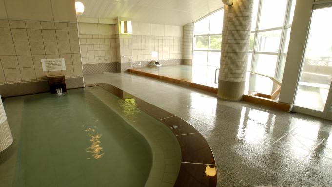 川湯観光ホテル 内湯
