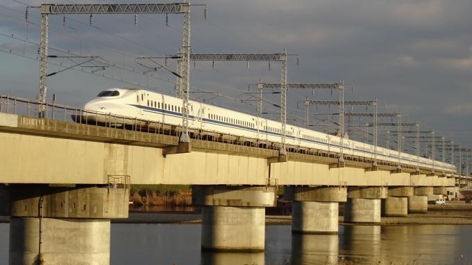 N700A のぞみ 山陽新幹線 西明石 姫路