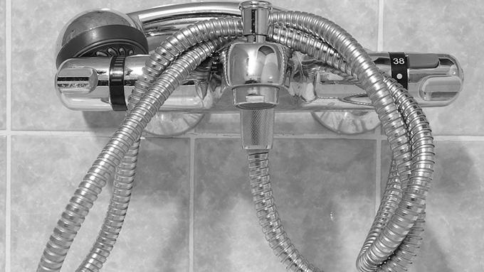 意外と知らないシャワーヘッドの種類