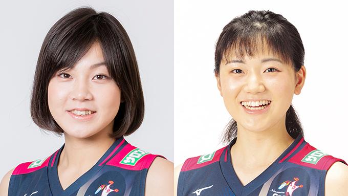 久光製薬スプリングス・今村選手と戸江選手 ふたりの一番の違いは?