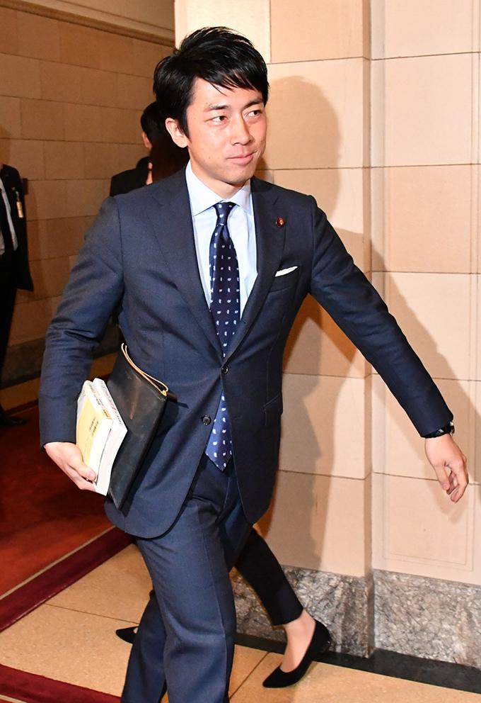 小泉進次郎 筆頭 副 幹事長