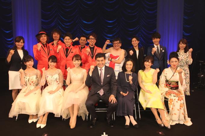 森永卓郎、垣花アナのUFO熱唱に2000人が笑顔 垣花正あなたとハッピー歌謡祭2