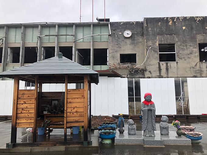 大槌町役場 旧庁舎