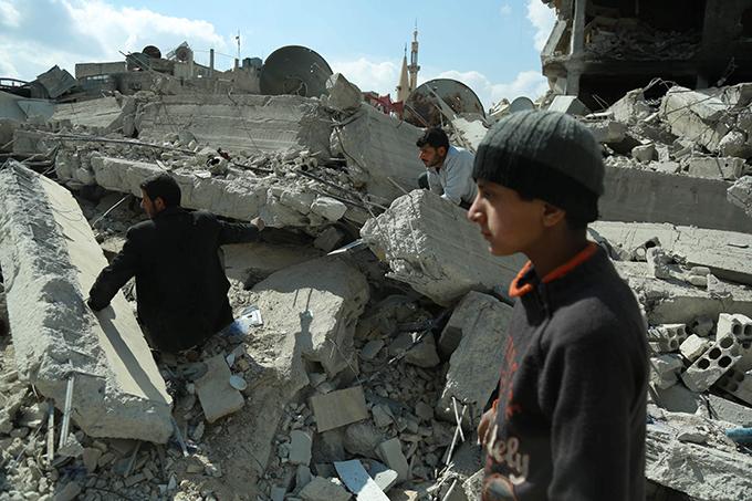 シリア内戦~勢力争いはまるで戦...