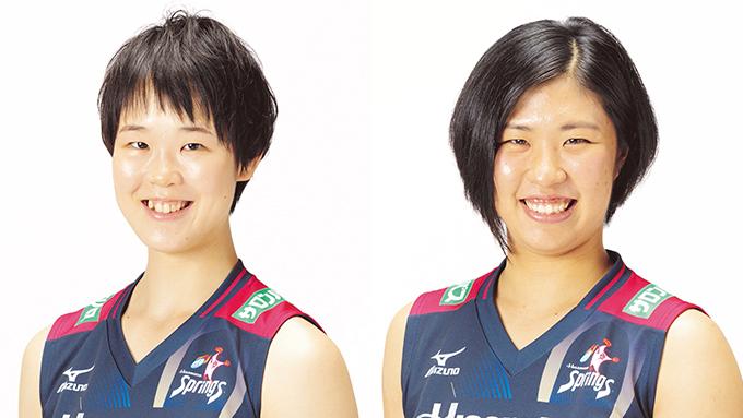 浮島選手と加藤選手の語る 久光製薬スプリングスが他のチームと違うところ!