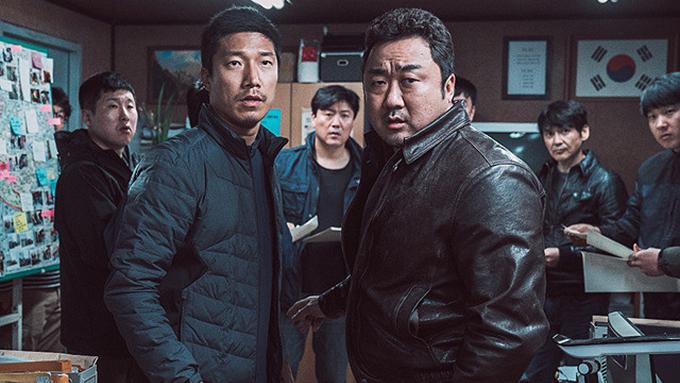 """韓国映画界が注目するコワモテマッチョ、""""マブリー""""って知ってる?『犯罪都市』"""