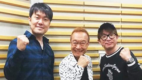 よゐこ濱口さん、声優の神谷明さんが登場!