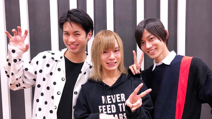 ミュージカル『刀剣乱舞』ラジオ・オリジナル音声コンテンツ第三回配信