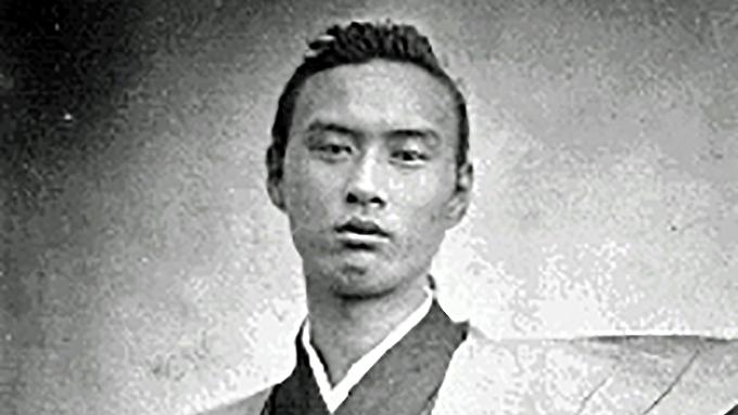 現存する日本国内で受け取った最も古い名刺
