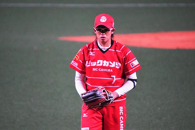 ビックカメラ 高崎 上野 投手