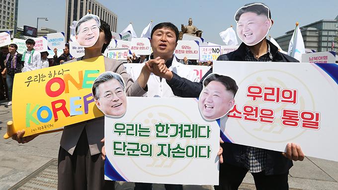 南北首脳会談~韓国の狙いは北朝鮮を通じて中国に近づくこと?!