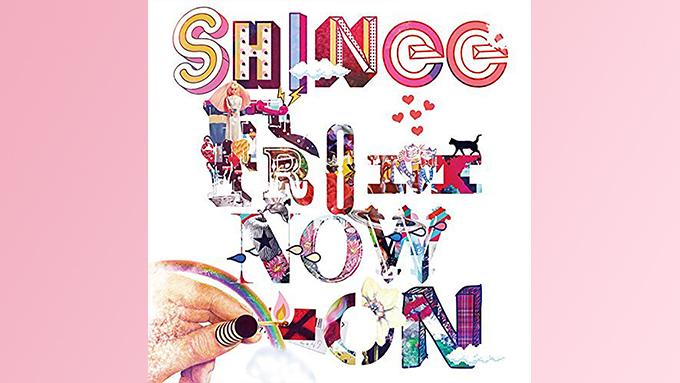 ファンの想いよ届け! SHINeeのベストアルバムがランキング第1位!