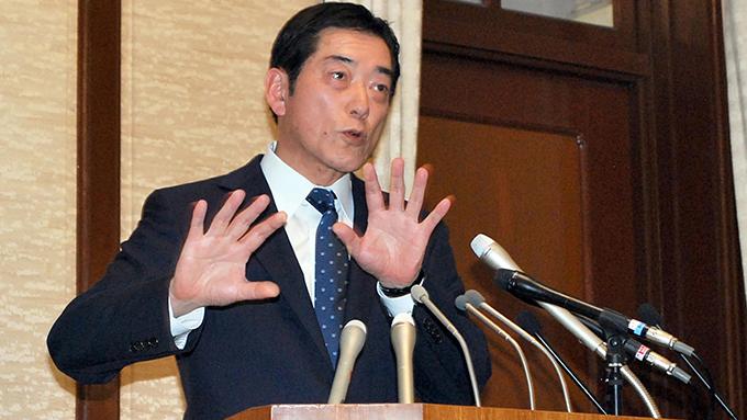 柳瀬氏「県・今治市職員の名刺無かった」に愛媛県知事が反論する理由