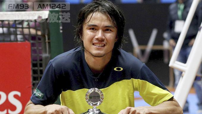 男子テニス・ダニエル太郎 出る予定ではなかった「イスタンブール・オープン」
