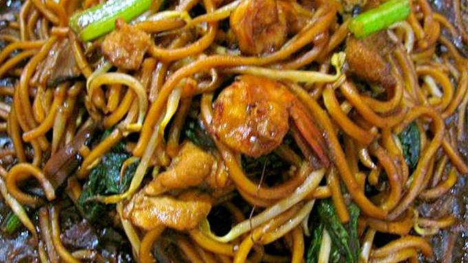 焼きそばのルーツ『炒麺』とソース焼きそばのルーツ『浅草焼きそば』