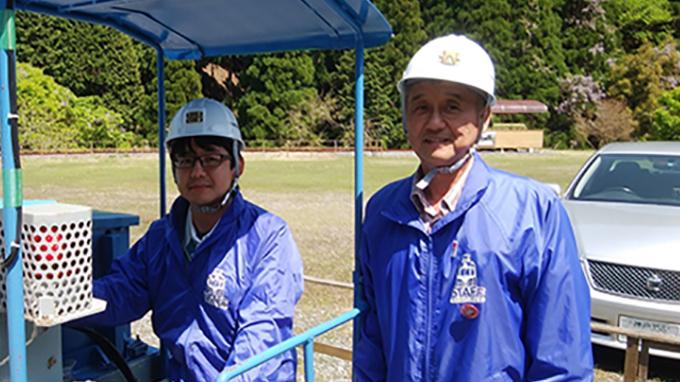 兵庫・明延鉱山の廃止された 「一円電車」を復活させた親子3代のストーリー
