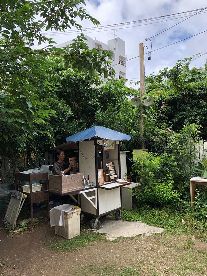 珈琲 屋台 ひばり屋 沖縄