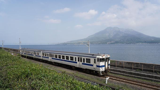 キハ47形 普通列車