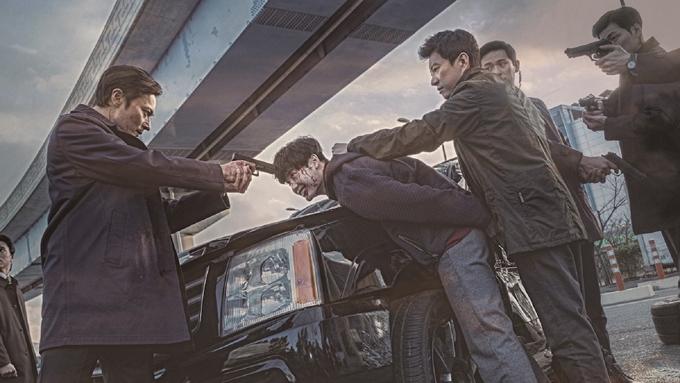 韓国×北朝鮮×アメリカ、血まみれクライム・アクション『V.I.P.  修羅の獣たち』