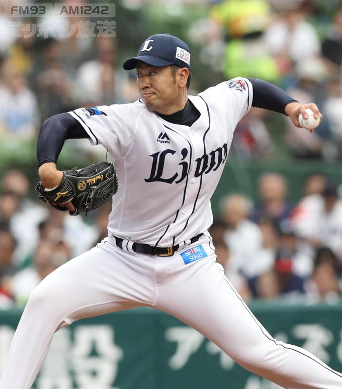 榎田 大樹 プロ野球 交流戦 西武 阪神