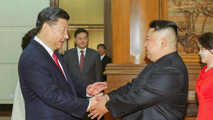 """中国の主導権回復でここから動き出す""""米中による北朝鮮問題"""""""
