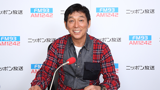 """明石家さんま、ニッポン放送で5度目の特別番組のパーソナリティに!今回のテーマは""""スポーツ"""""""