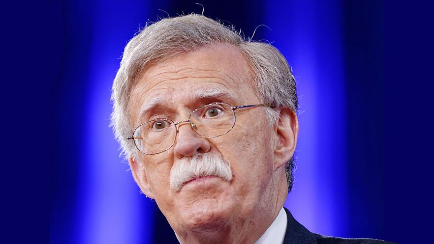 ボルトン大統領補佐官の訪露は中国へ向けての戦略か