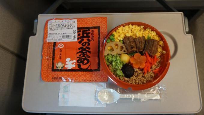 浜松駅「浜の釜めし」(970円)~静岡エリアの駅弁屋さんが大集合!グランシップトレインフェスタ2018⑥