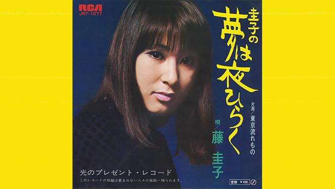 1970年という時代と藤圭子「圭子の夢は夜ひらく」