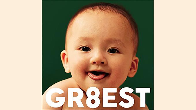 関ジャニ∞のベストアルバム『GR8EST』がランキング堂々No.1!