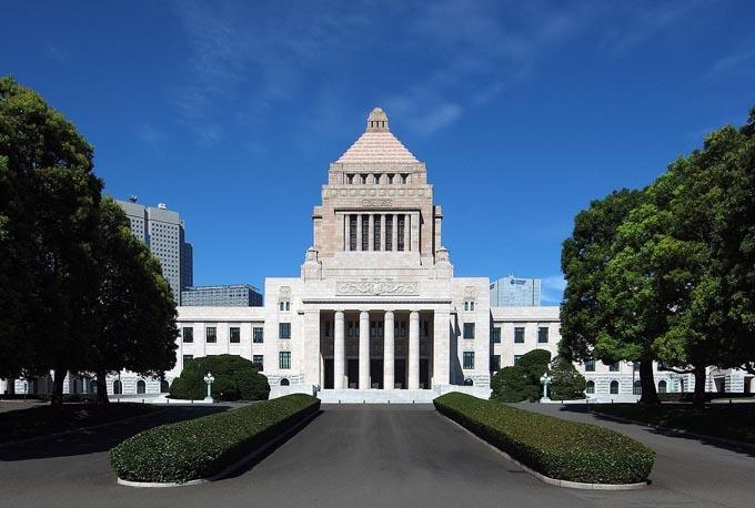 国会議事堂 国会