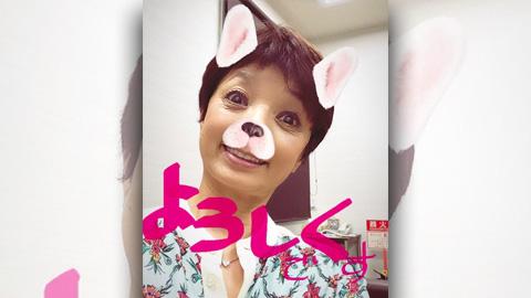 榊原郁恵さんがインスタを始めました!!