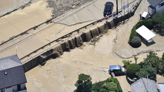 西日本豪雨~いま被災地の人が困っていること