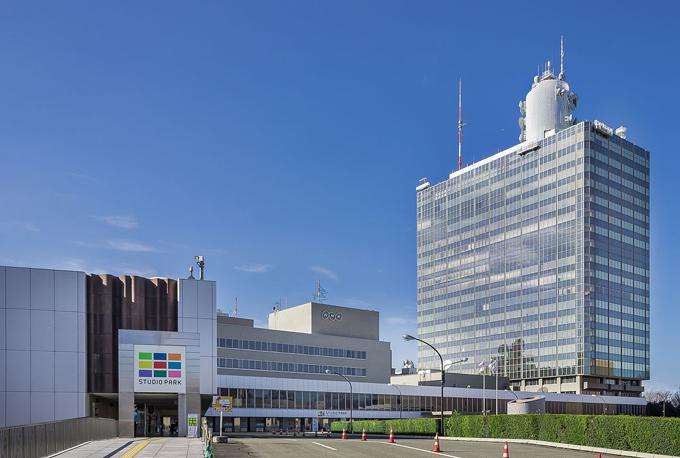 NHK 放送 センター 本部 日本放送協会