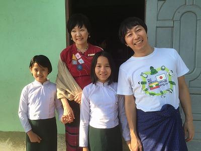 昭恵夫人と阿部さん2017年1月ポニャウィッティ寺子屋で.jpg