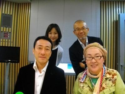 10月6日(木)のゲストは映画プロデューサーの李鳳宇さん:上柳昌彦 ごごばん! - AM1242 ニッポン放送