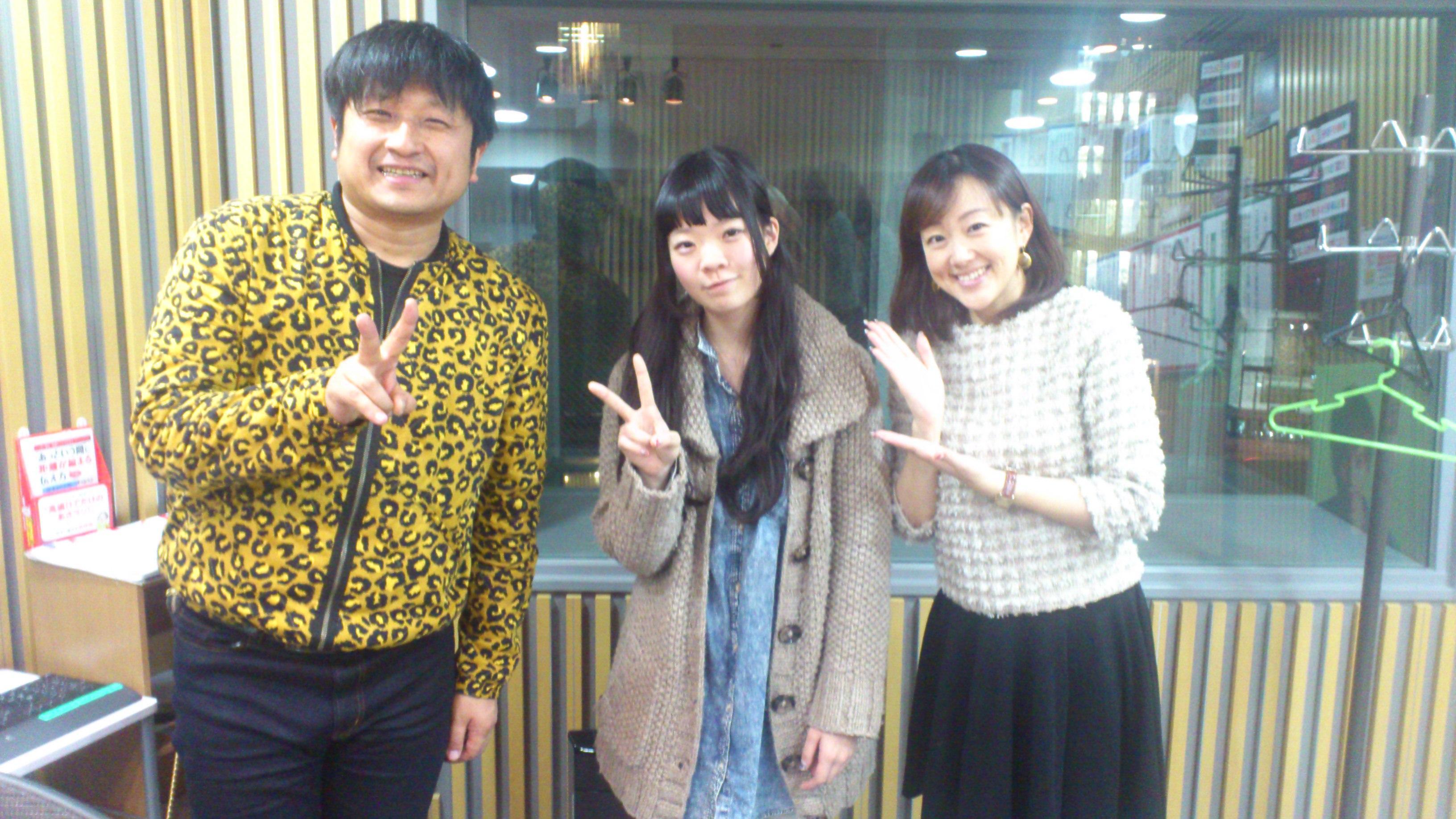 『眠いんです』SHISHAMOからボーカルの宮崎朝子さん登場!:〜今日も一日〜 Good Job ニッポン 毎週月曜〜金曜日 1800〜2050
