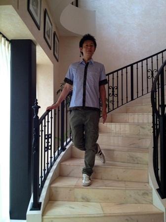 いつか私もこの階段を・・・.jpg
