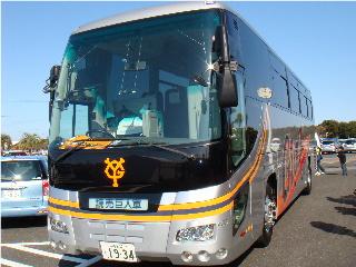 巨人選手バス.JPG