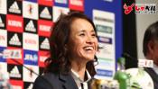 真打ち登場!サッカー女子日本代表・高倉麻子監督(48歳) スポーツ人間模様